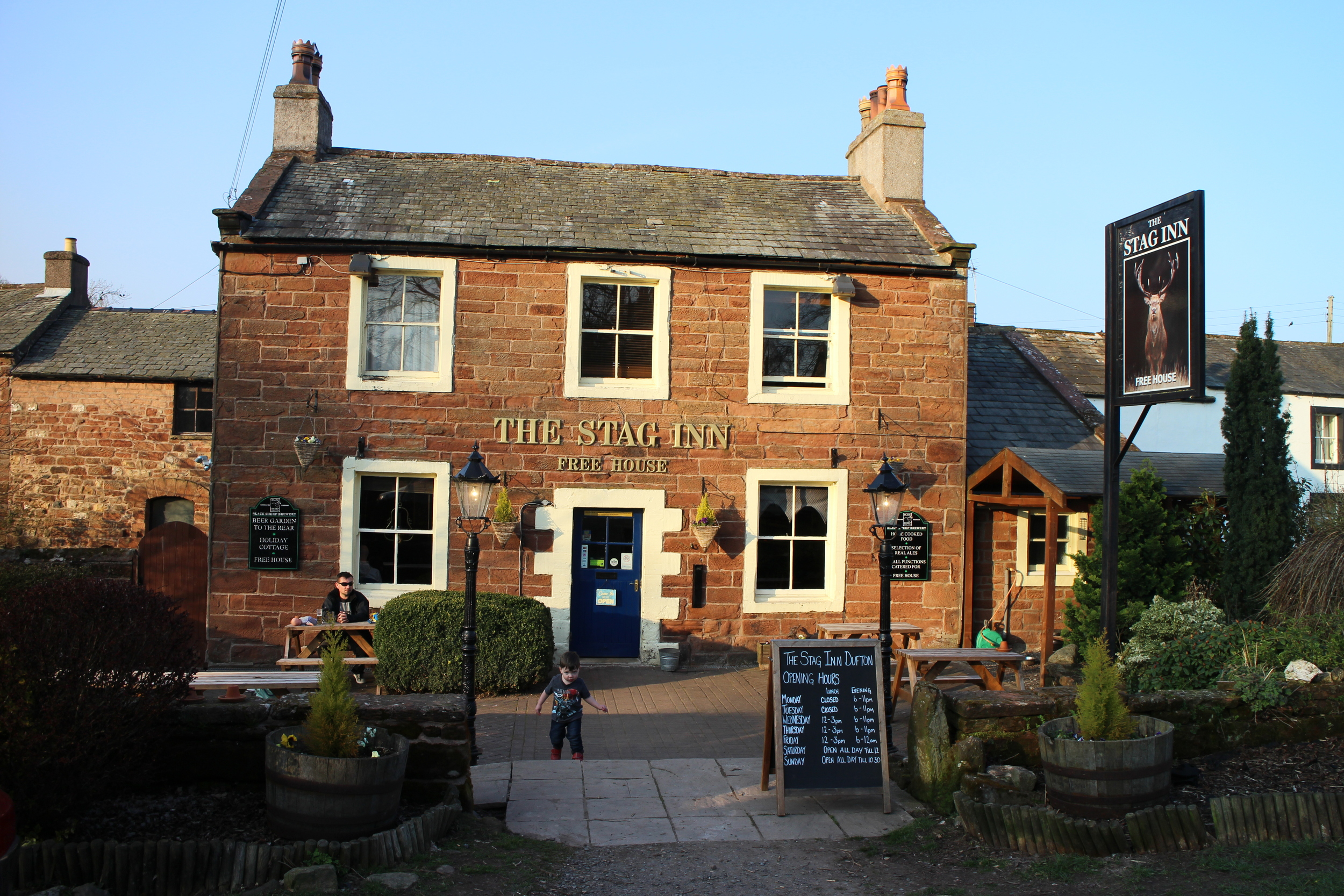 The Stag Inn, Dufton