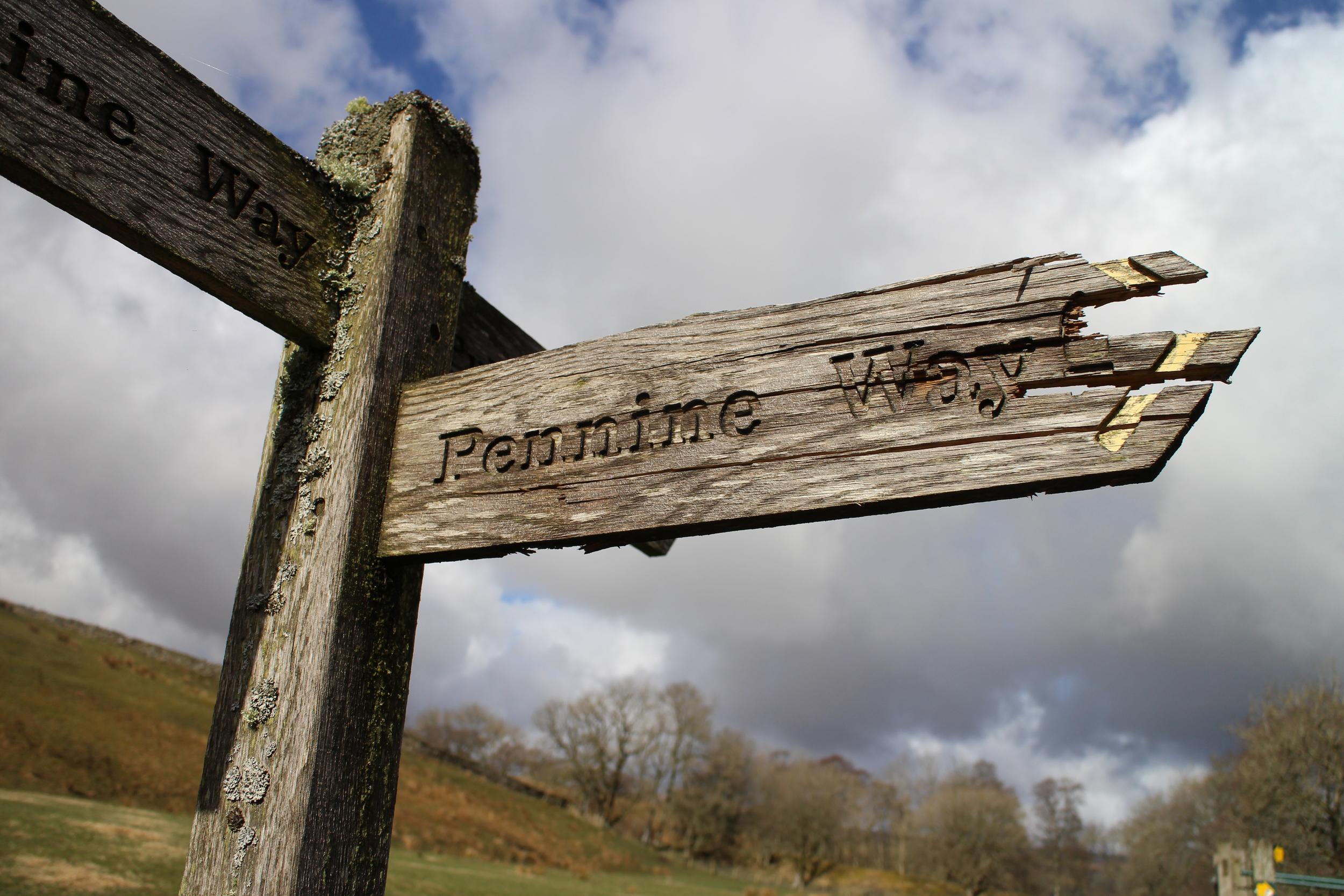 The Pennine Way turns 50
