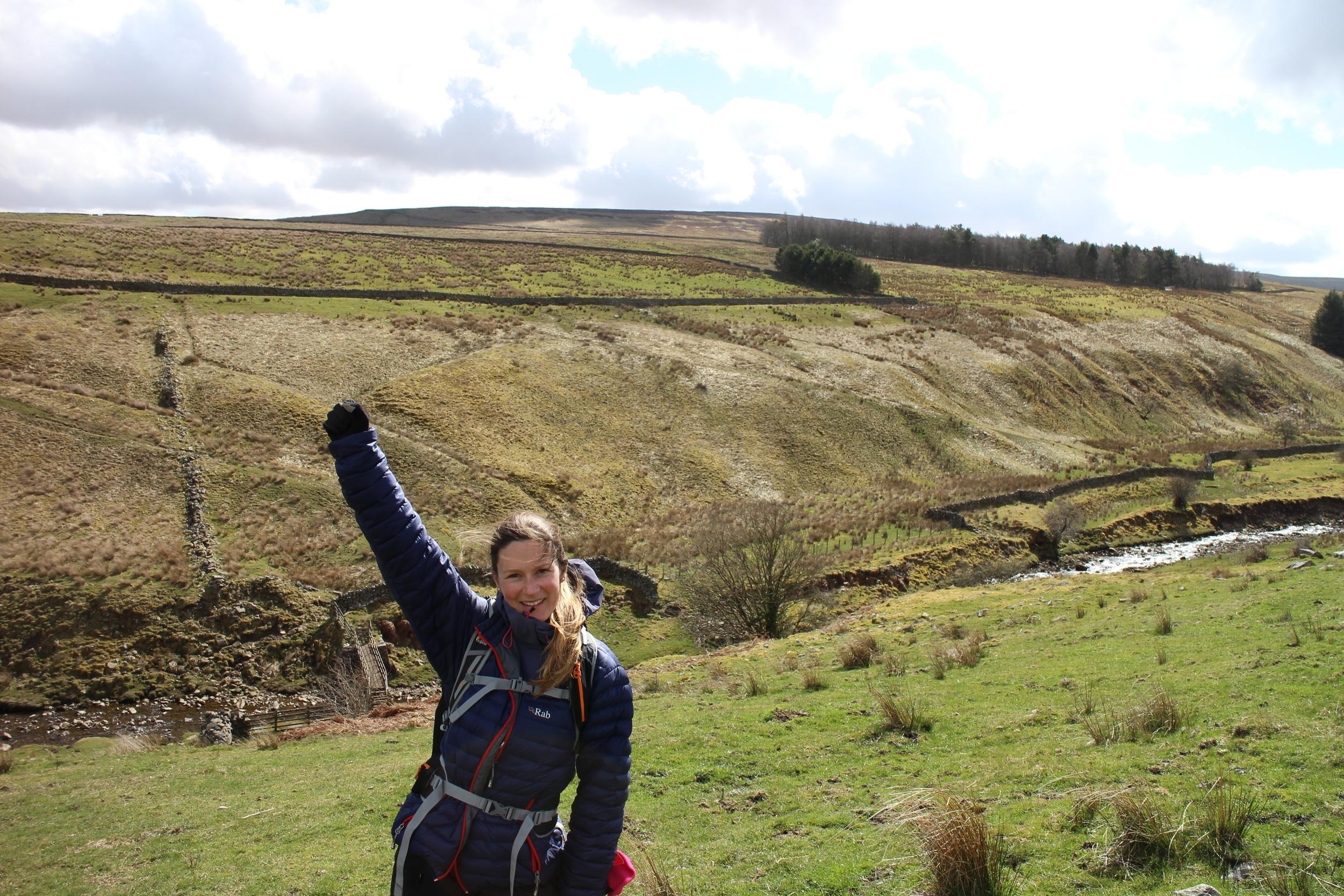 Cumbria leg completed