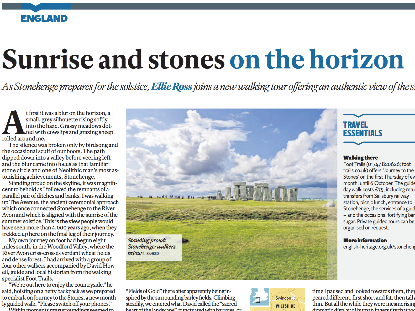 The Independent, 20 June 2015