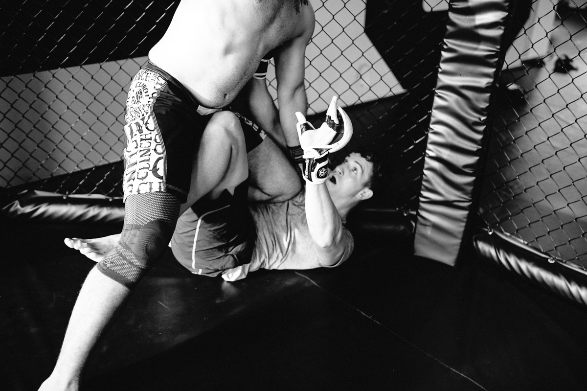 MMA Kampfsport