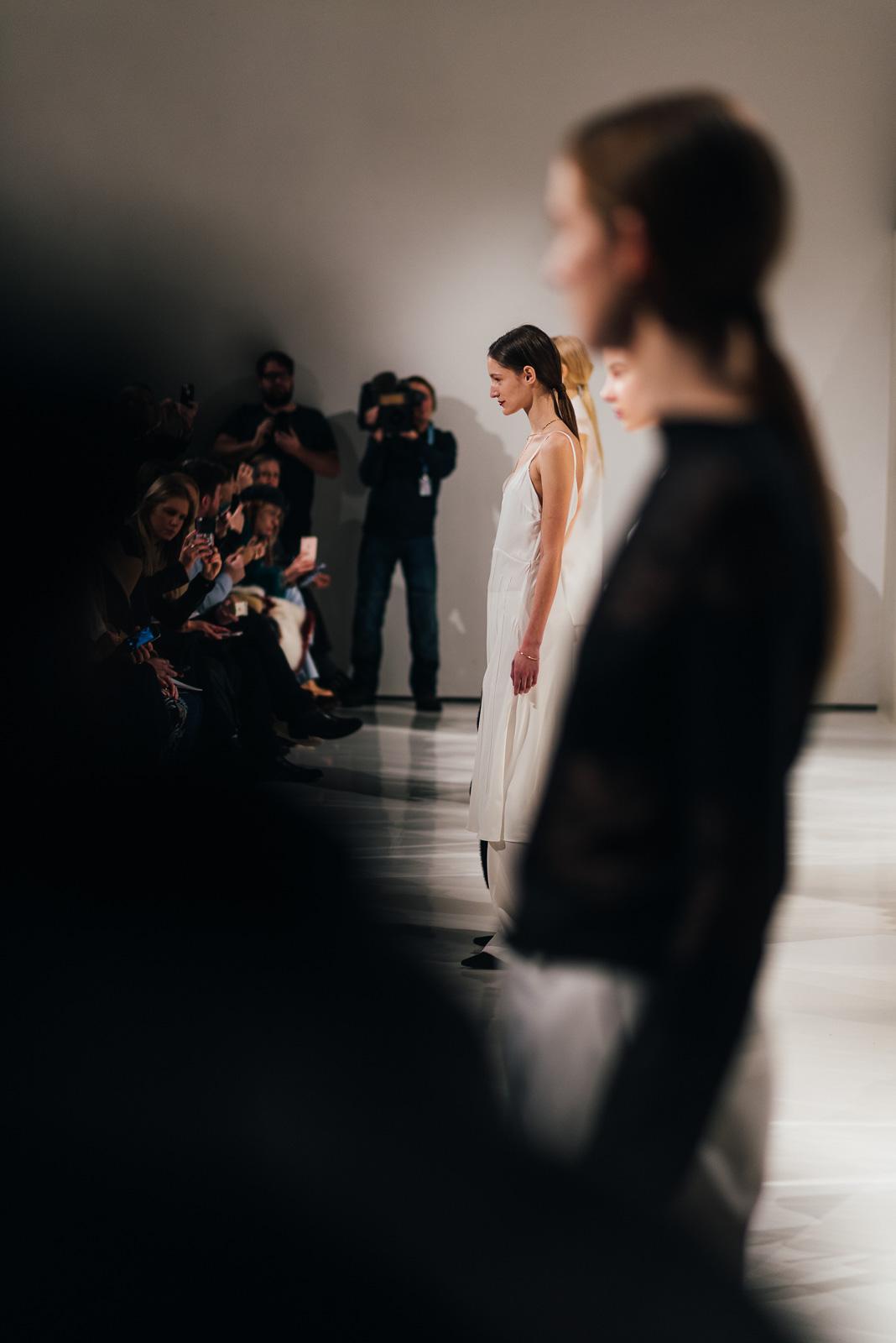mercedes benz fashion week laufsteg