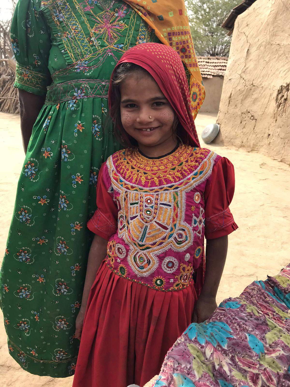 Child red dress Kutch.jpg