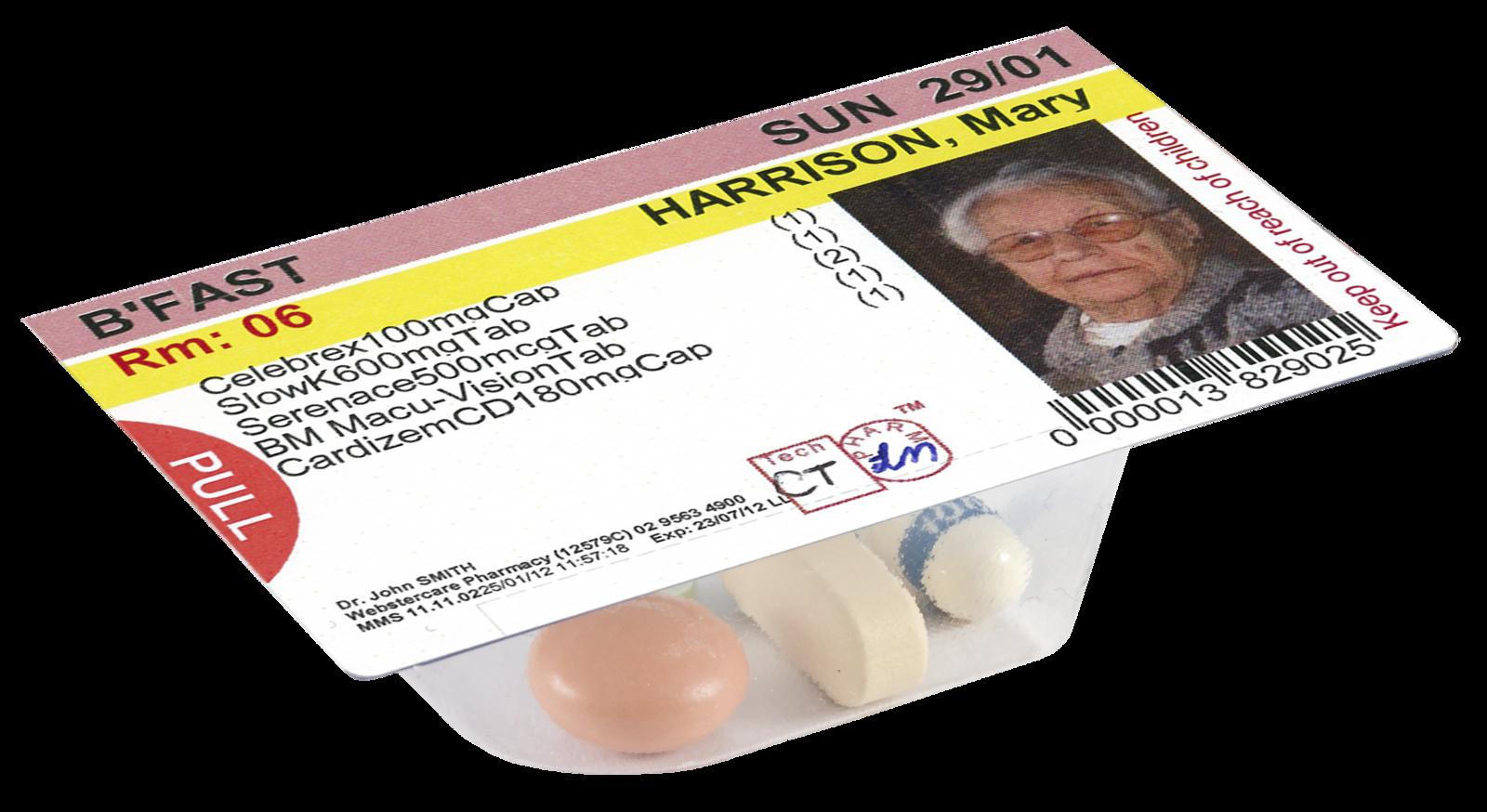 Portion-Pak® System
