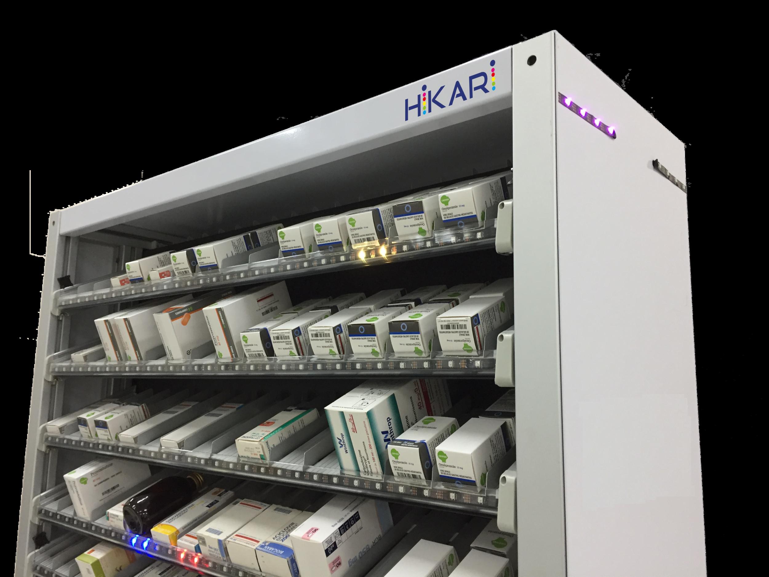 Hikari™ Inventory Storage Solution