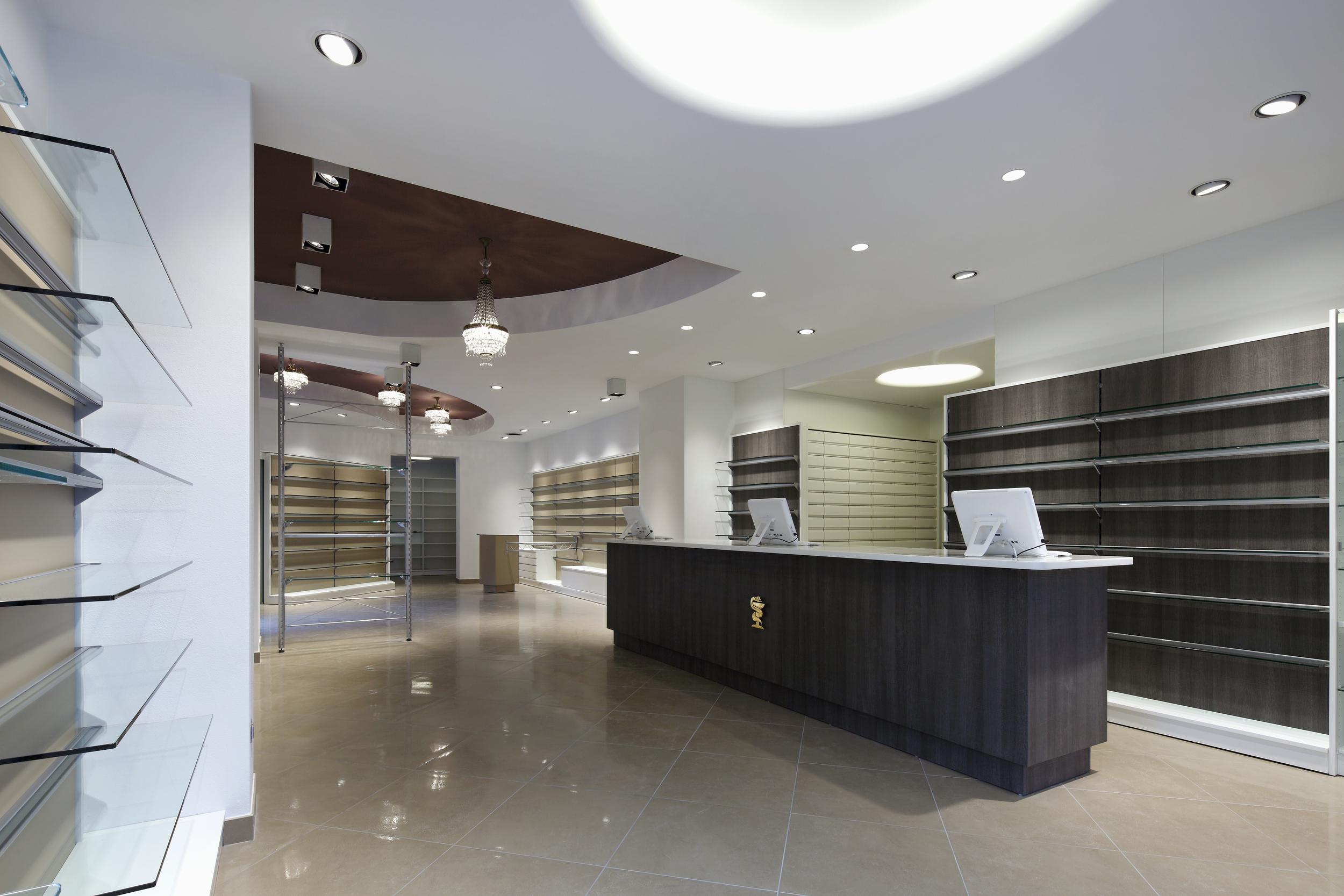 TH.Kohl, Pharmacy Design, Fixtures