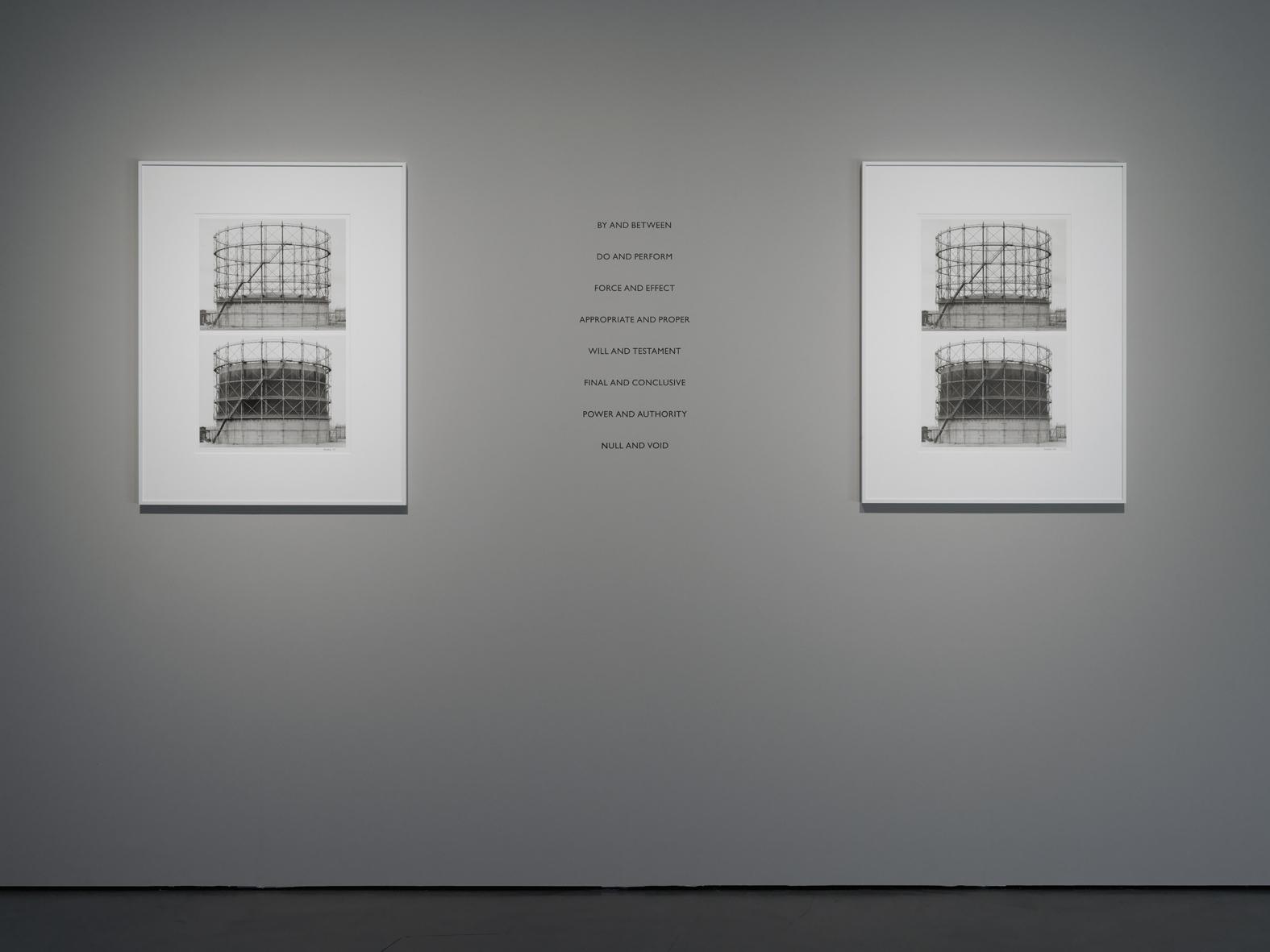 Installation view at Migros Museum, Zurich