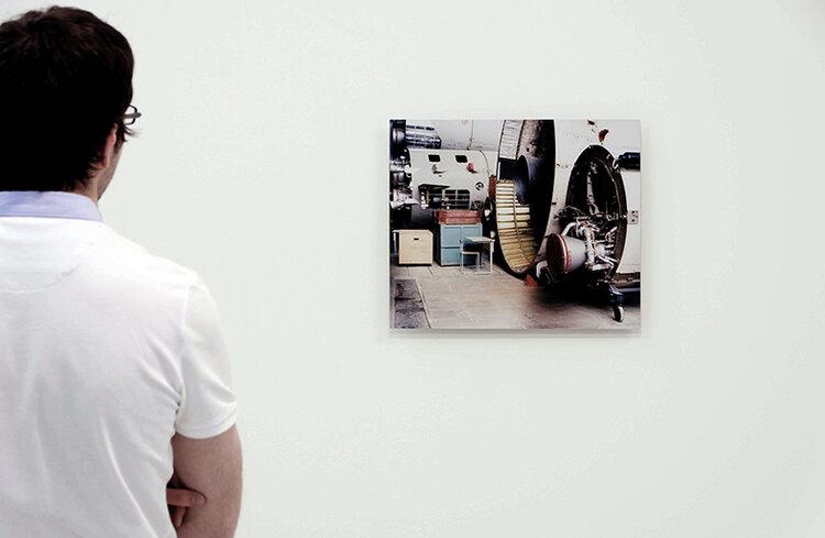 'The Desk', installation view, Le Quartier, Quimper