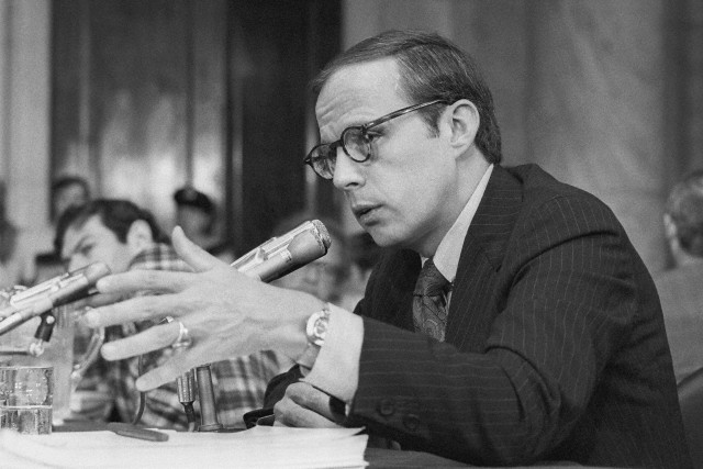 Foreword by John W. Dean, Nixon's White House Counsel