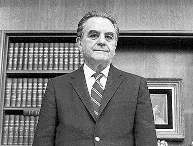 """John Sirica  believed higher-ups were involved and that the truth was being """"whitewashed."""" He became more prosecutor than judge."""
