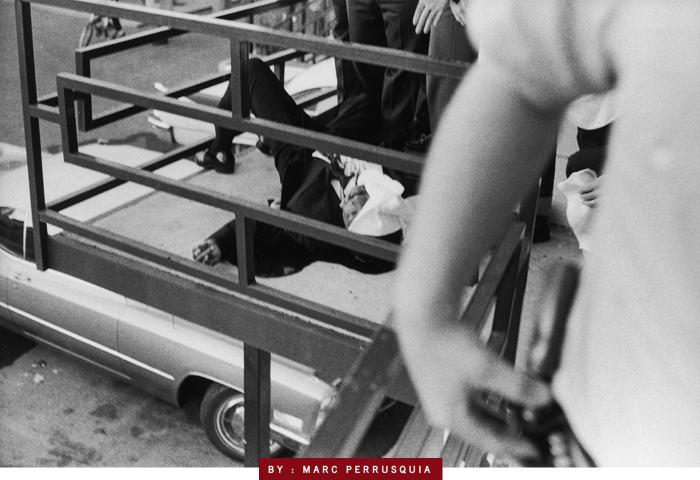 Memphis, Tennessee, April 4, 1968