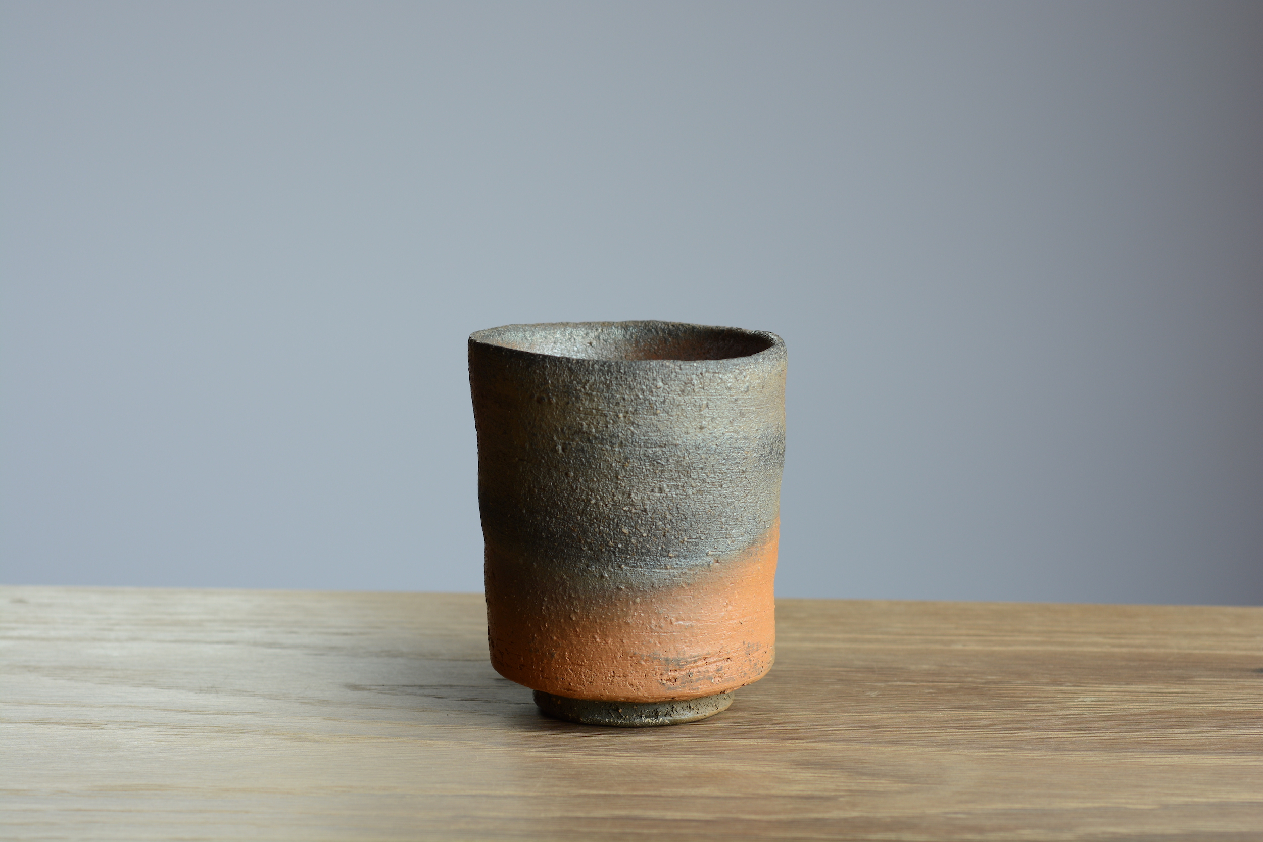 wood fired yunomi native clay. davidholden.ie