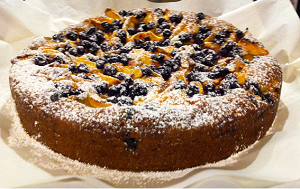Peach Blueberry Yogurt Cake 02.png
