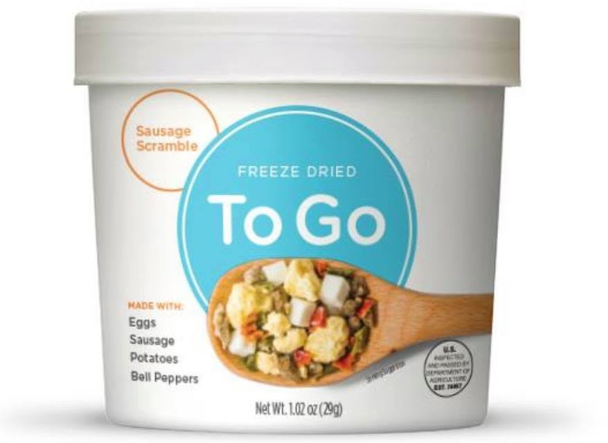 Check out the  To Go Bowls !