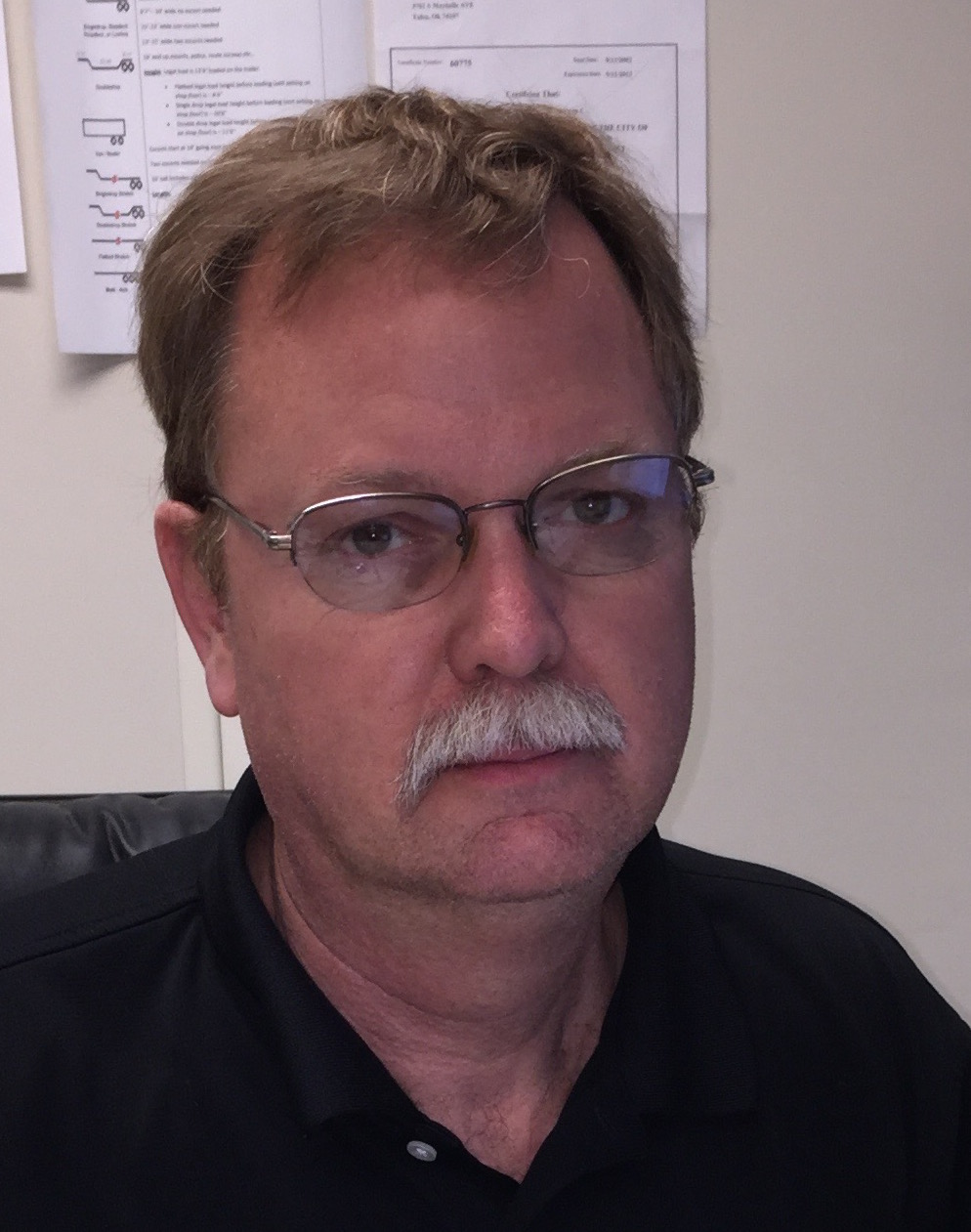Greg Smith, Shop Manager