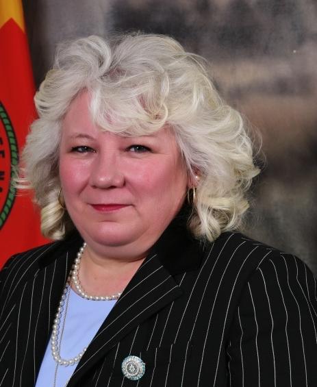 Jennifer Goins, Business Solutions Manager