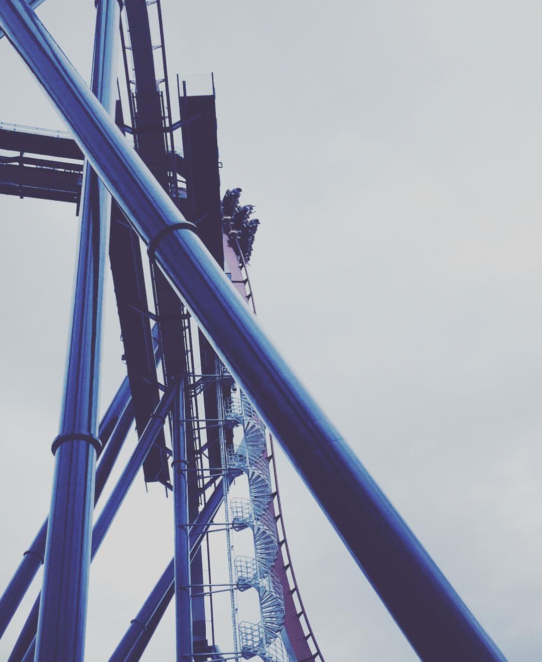 Valravn coaster. Iphone image.