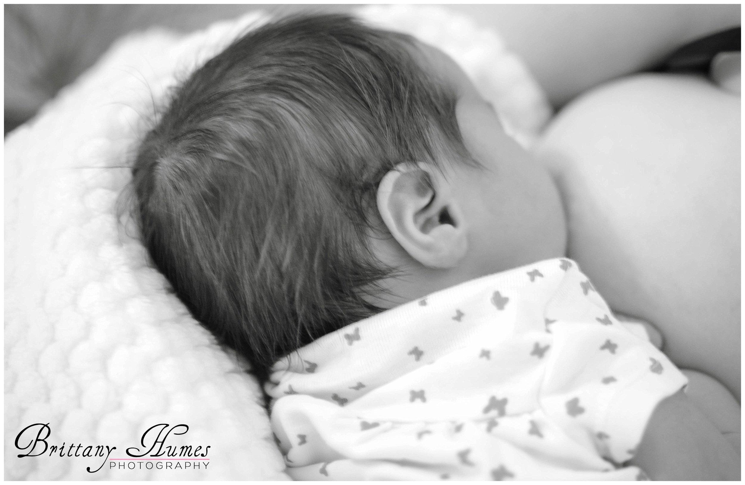 Akron Newborn Photographer