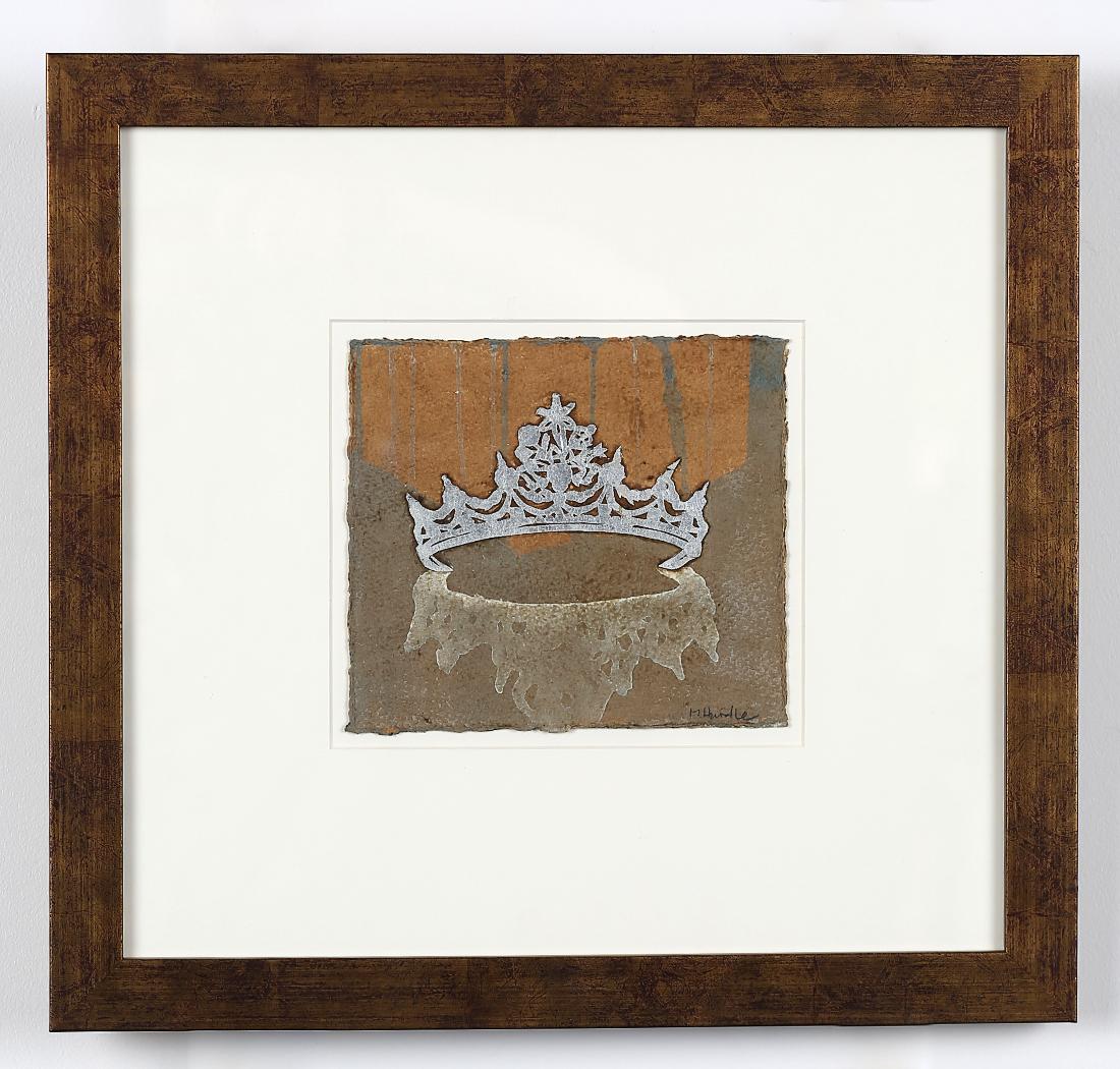Framed crown series II