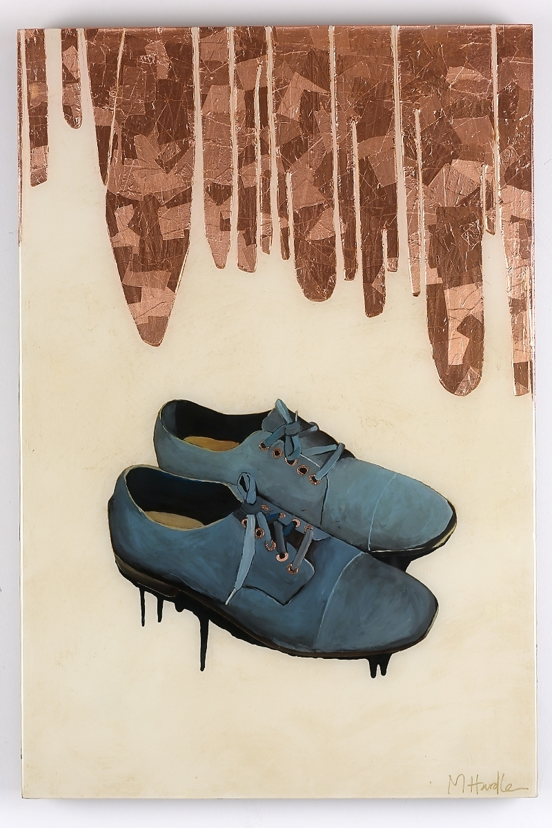 Blue Suede Shoes 2015 24 *36 (sold)