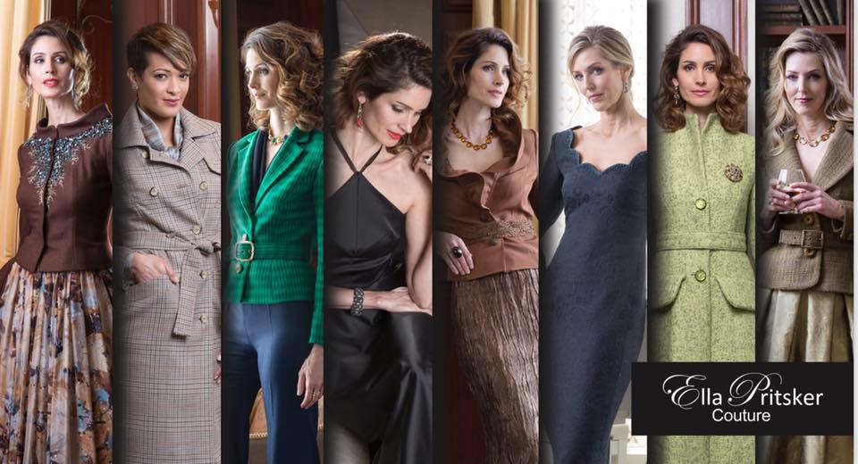 - Find Ella Pritsker's one of a kind couture designs on http://ellapritsker.com/