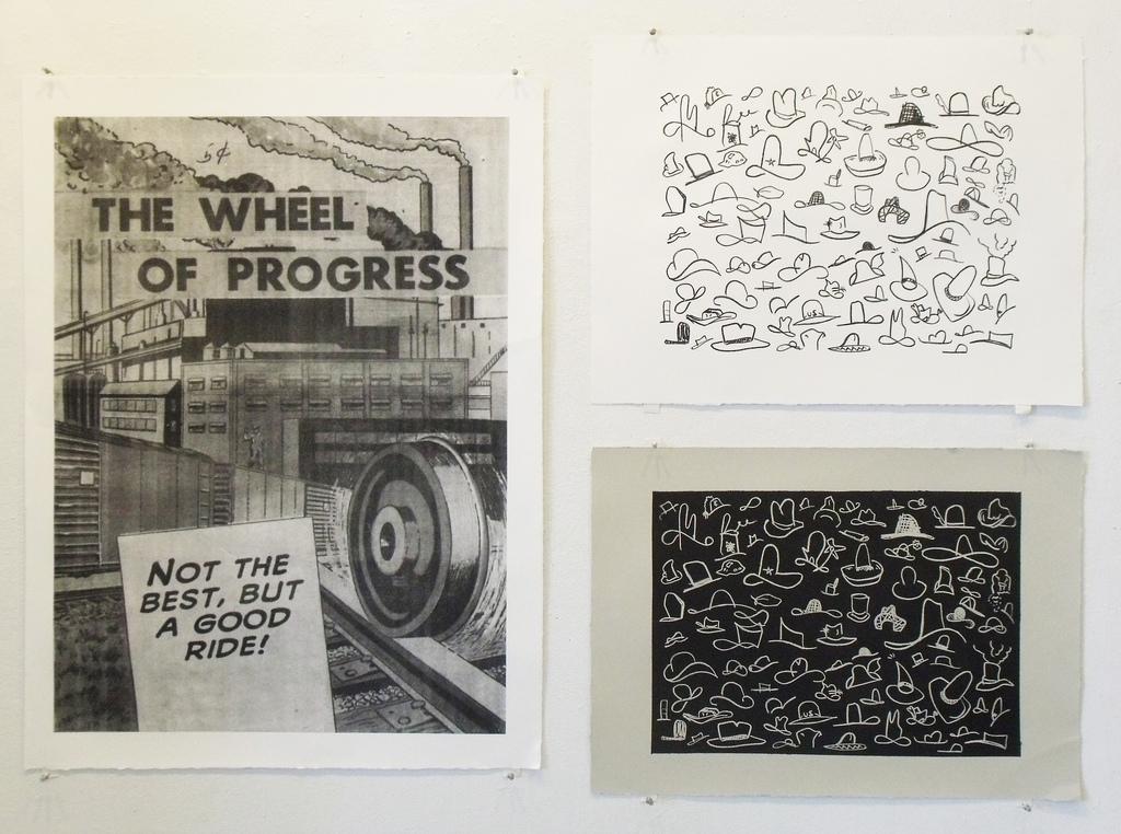 Wheel of Progress // Hats of the Road