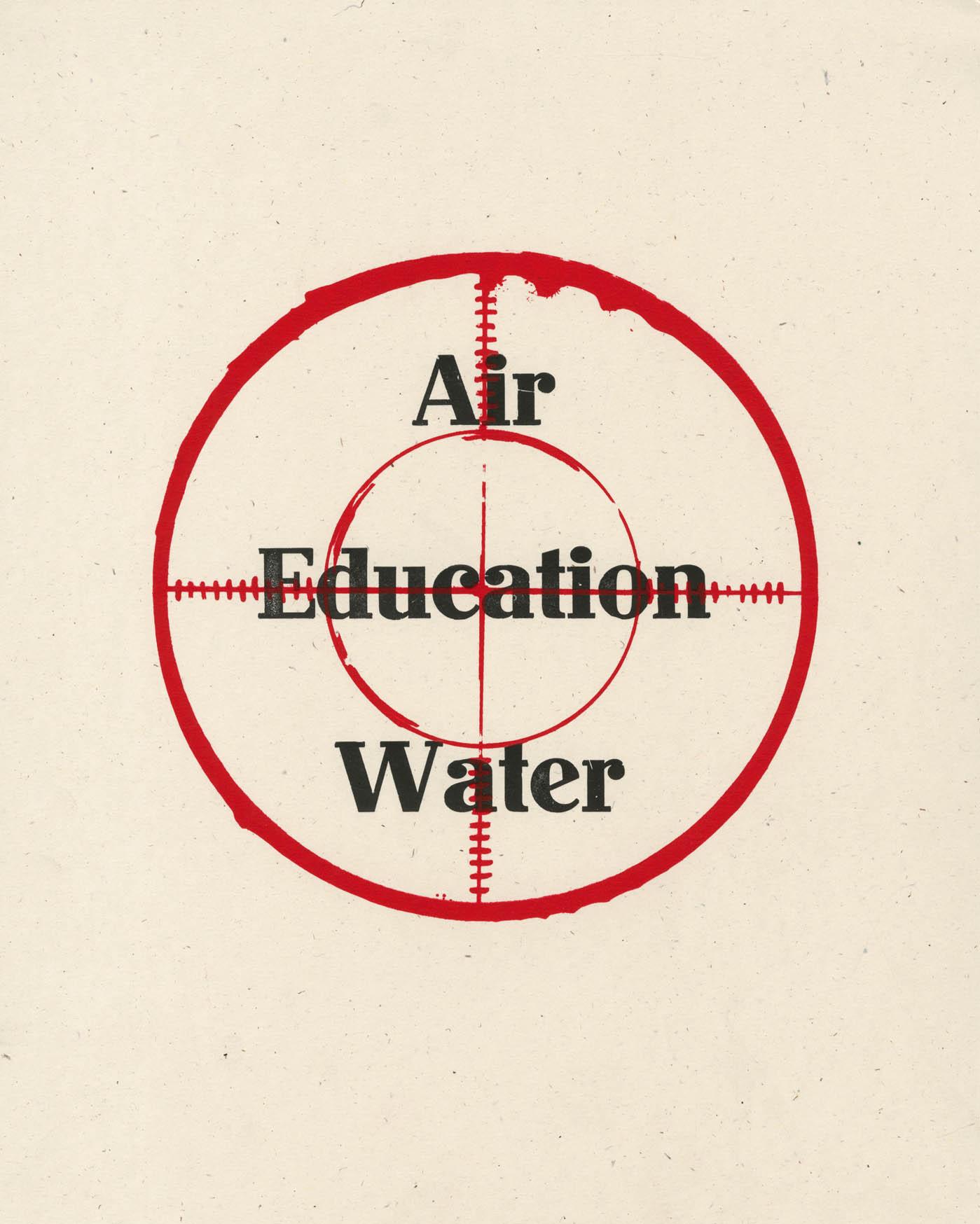Air Education Water
