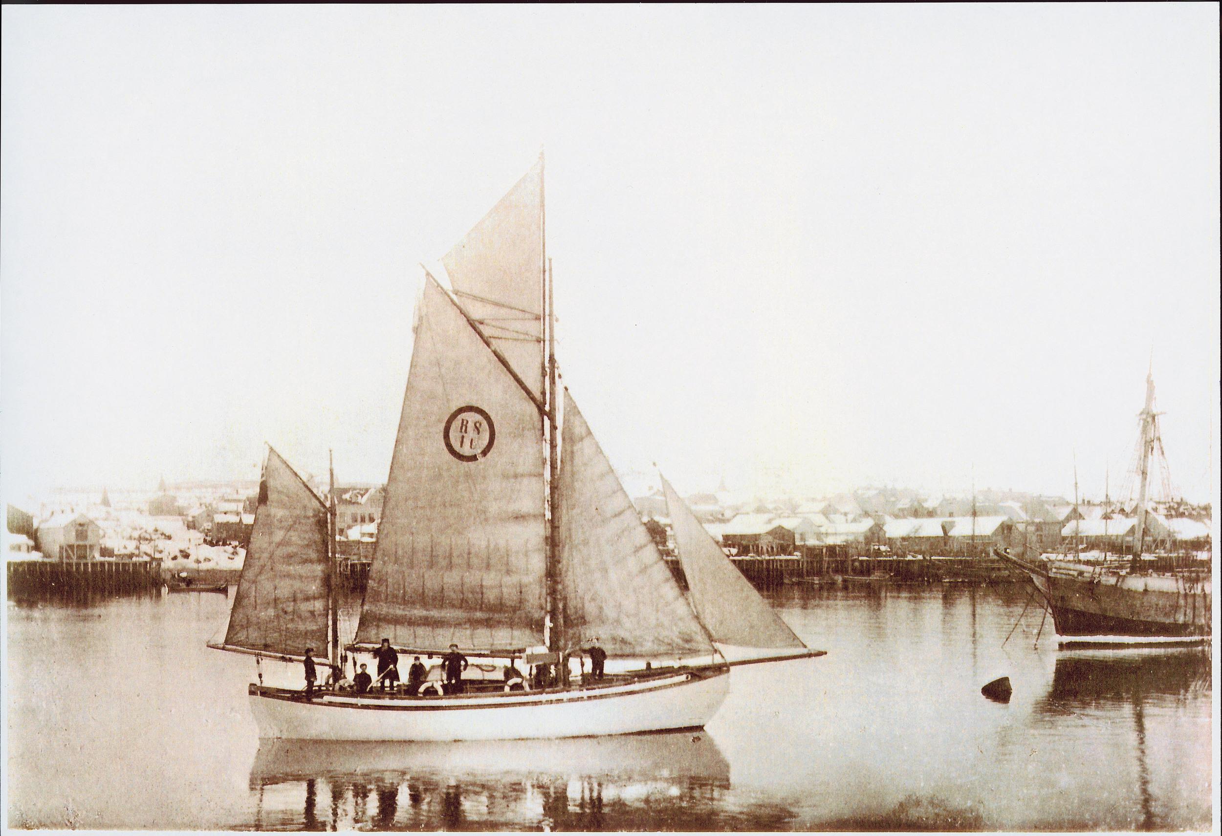 RS-10 Christiania, 1895