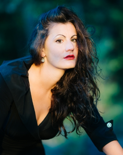 Soprano Alaina Logee