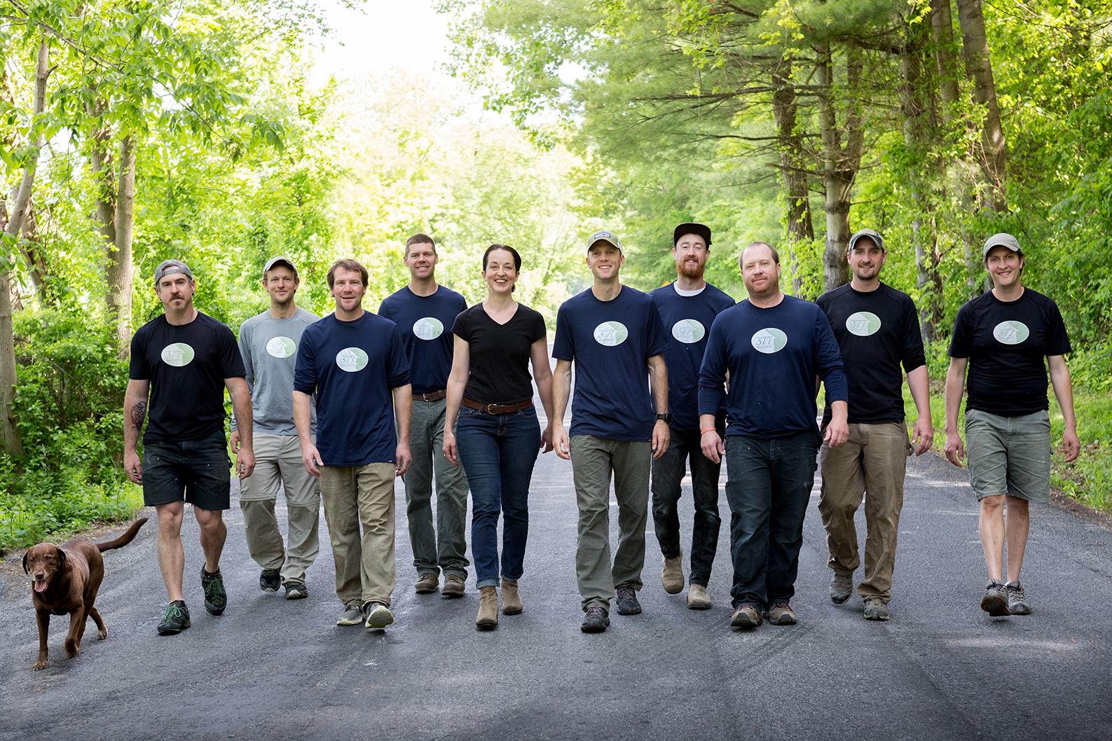 377 Builders Team Photos