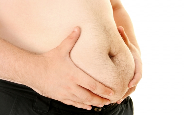 Stress makes you fat, especially in the belly.  It's science.