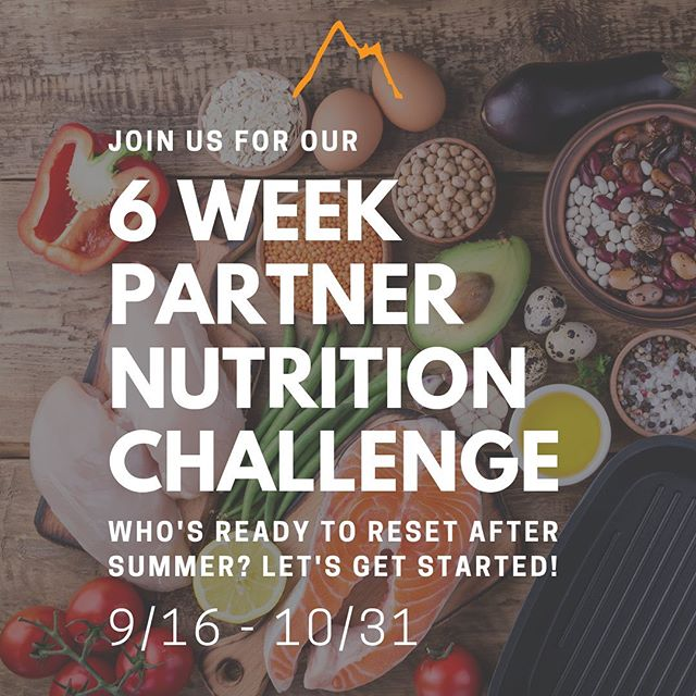 ⛱️ If all the summer eating and drinking have you feeling ready for a reset, we have you covered! Over 6 weeks you'll learn what to eat, how much to eat and what portions support your goals. 💪⁣⁣⁠⠀ ⁣⁣⁠⠀ Our challenges are famous for helping people rethink how they think about food. We're switching it up and making this a partner challenge. Encourage a friend to join you and hold each other accountable while you reach your goals. 🏆⁣⁣⁠⠀ ⁣⁣⁠⠀ Our program is NOT to give you a quick-fix but rather to teaching you the real-life skills that help you stop the dieting madness once and for all. ⁣⁣⁠⠀ ⁣⁣⁠⠀ The Fall Reset is open to EVERYONE you don't need to be a gym member to participate! Grab a partner to join you!⁣⁣⁠⠀ ⁣⁣⁠⠀ In our last Challenge participants lost a total of 150# of body fat! Proof that a balanced, individual approach works! No crazy shakes, eating schedules or having to eliminate an entire food group. Just real food in the right quantities for YOUR body!⁣⁣⁠⠀ ⁣⁣⁠⠀ 🚨 We'll provide you with 🚨⁣⁣⁠⠀ A customized plan based on your individual body and goals⁣⁣⁠⠀ ⁣⁣⁠⠀ 2, one-on-one accountability sessions with a certified nutrition coach.⁣⁣⁠⠀ ⁣⁣⁠⠀ Bi-weekly InBody scans to check your progress and keep you moving towards your goals⁣⁣⁠⠀ ⁣⁣⁠⠀ One week meal plan with recipes⁣⁣⁠⠀ ⁣⁣⁠⠀ 50+ easy, clean-eating recipes ⁣⁣⁠⠀ ⁣⁣⁠⠀ Weekly Facebook Lives with tips on meal prep, grocery shopping, recipes, macros and real tools on how to take what you've learned into the long-term.⁣⁣⁠⠀ ⁣⁣⁠⠀ SWIPE RIGHT FOR ALL THE DETAILS!⁣⁣⁠⠀ ⁣⁣⁠⠀ Sign up with the link in the bio, Facebook users click on the link below!⁣⁣⁠⠀ ⁣⁣⁠⠀ www.crossfitsandpoint.com/fall-reset-registration⁣⁠⠀ ⁣⁠⠀ ⁣⁠⠀ ⁣⁠⠀ #crossfitsandpoint #healthysandpoint #fallnutritionchallenge #crossfitnutrition #mealprep #healthandfitness #fatloss #fallstonmd #nutritioncoach #sandpoint #precisionnutrition #sandpointnutritionFB #bonnercountymd #cfspnutrition #sandpointmd #zonediet #7b #nutritioncoach #mealprep #diet #healthyrecipe⁠⠀