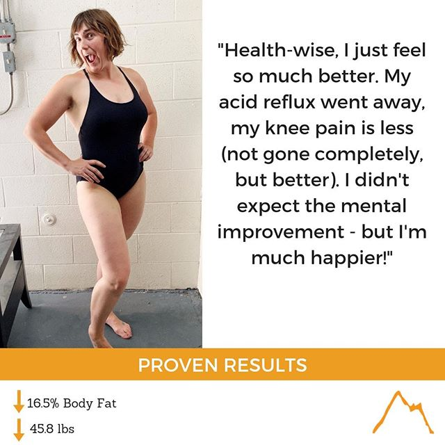 Look at that smile! Susie has been working her tail off to achieve some pretty amazing results!⁠ ⁠ When she began working with us on nutrition over 14 months ago, she had a road ahead of her to get to her goal but she stayed consistent and she trusted the process--slow, steady progress over time without quick fixes. Her journey was not a straight decline towards her goals, she took time to rest and figure out what maintenance looks like for her. Then, she'd pick back up and keep going. Her story is evidence that goals worth reaching take time, intention and support. It's so much easier to stay committed for the long-term when you have someone walking the journey beside you.⁠ ⁠ Great job Susie! You are an inspiration beyond words!⁠ ⁠ Are you ready to get started?⁠ Book your No Sweat Intro here or the link in the bio! ⁠ ⁠ http://www.crossfitsandpoint.com/gettingstarted⁠ .⁠ .⁠ #crossfit #sandpoint #7b #fitfam #fitness #strengthandconditioning #getacoachnotagym #7bliving #northidaho #fitness #nutrition #precisionnutritioncoach #macrolifestyle #flexibledieting #protein #twobrainbusiness #makefitnessfun #functionalfitness