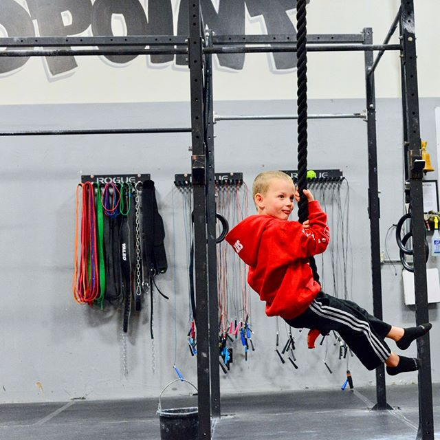 ".⁠ .⁠ Have a Kid aged 5-12? They never quite seem to burn off the energy they keep in their little bodies!⁠ ⁠ Well, We have a perfect idea to help harness some of that energy, introducing Crossfit kids! ⁠ ⁠ The functional movements we teach in class will involve exercises that are fundamental to all things that kids need to do when they play-pull, push, run, throw, climb, lift and jump. All of the movements are taught safely and effectively under the close supervision of thoroughly trained CrossFit Kids trainers.⁠ ⁠ This year our program will be led by long-term member, mom and all-around amazing athlete Monique Beres. Monique brings a fresh perspective to this program and is excited to continue fostering a life-long love of fitness in young athletes. ⁠ Coach Monique believes, ""Exercise doesn't just burn energy, it aids in physical and cognitive development. Our play-based programming will help develop athletic performance in sports, injury prevention and a broad array of skills that will not only help children now but also later in life.⁠ Are you ready to jumpstart some healthy habits for your kiddos?⁠ Sign them up here!⁠ ⁠ http://www.crossfitsandpoint.com/crossfit-kids⁠ #crossfitkids #crossfitathlete #sandpointcrossfitgym #levelmethod #levelmethodlegion #crossfittraining #crossfit #sandpoint #7b #fitfam #fitness #strengthandconditioning #getacoachnotagym #7bliving #northidaho #fitness #nutrition #precisionnutritioncoach #twobrainbusiness #makefitnessfun #functionalfitness ⁠ ⁠"
