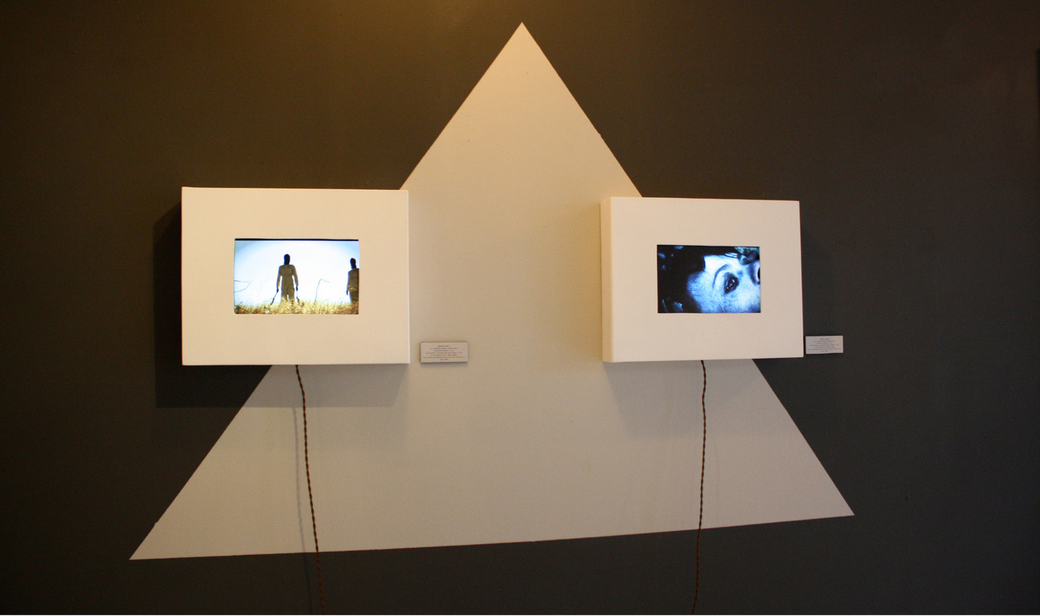 SCOUT VIDEO INSTALLATION - two channel, HD color, 7.1 sound, 7min.