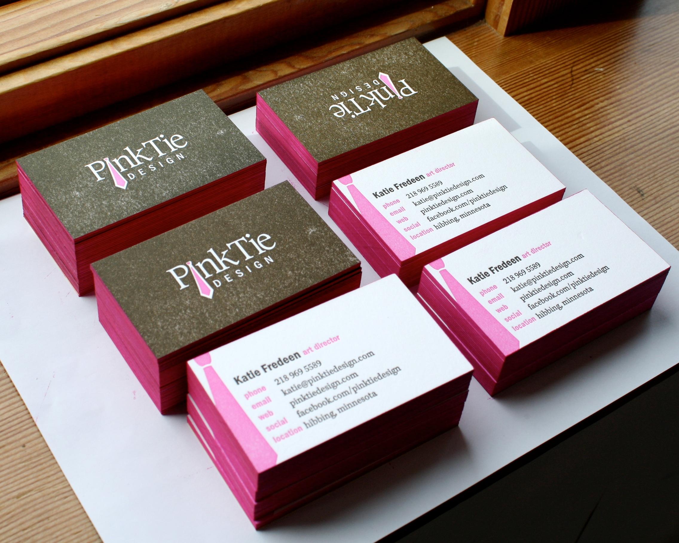 Design by Pink Tie
