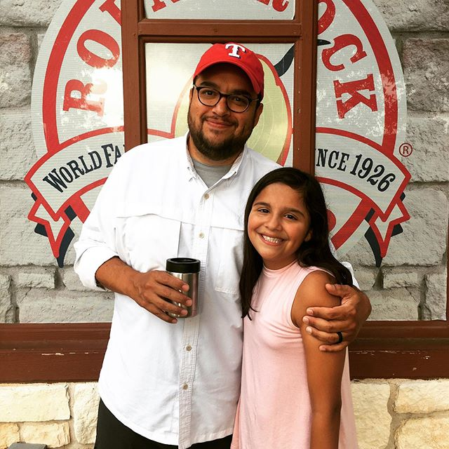 Best birthday breakfast ever for the birthday girl. Where has time gone? I can't believe she's 11. I'm so proud of the beautiful young lady she's growing up to be. #happybirthday #birthdaygirl #loveher