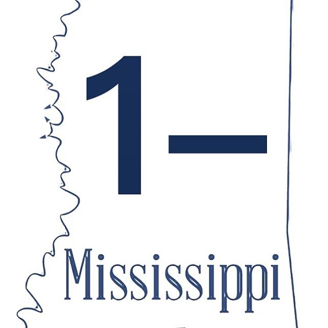 "I drove across the entire state of Mississippi in under an hour. Texas is BIG y'all. I am henceforth appropriating ""1-Mississippi"" from counting seconds to counting hours and driving distance. For example, from my house to... ⏱Downtown Austin in traffic - 1-Mississippi; ⏱San Antonio - 2-Mississippi; ⏱Dallas - 3-Mississippi; ⏱Roscoe/Sweetwater - 4-Mississippi and so on. Who's with me?"