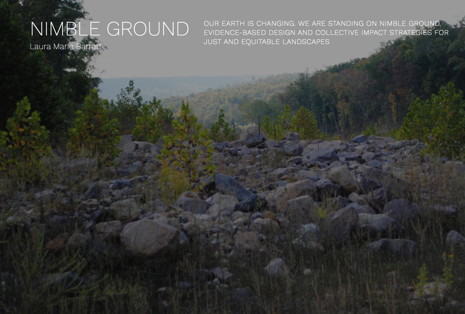 Nimble Ground ./