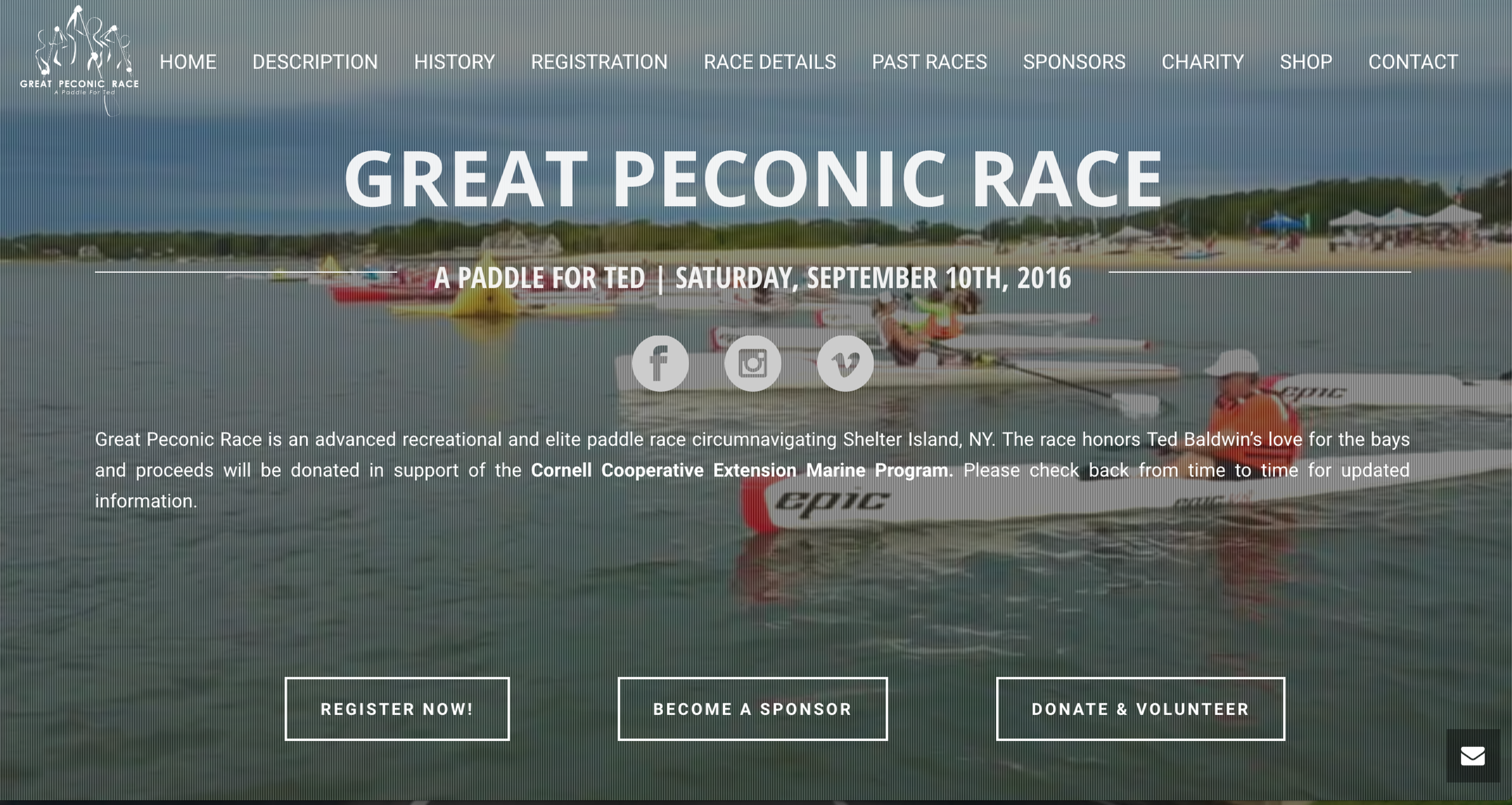 Great Peconic Race ./