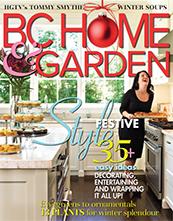 BC Home & Garden - Nov/Dec 2012