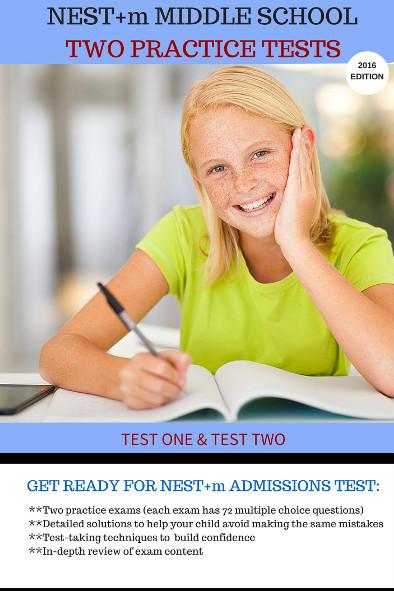 NEST+m Test Prep Book