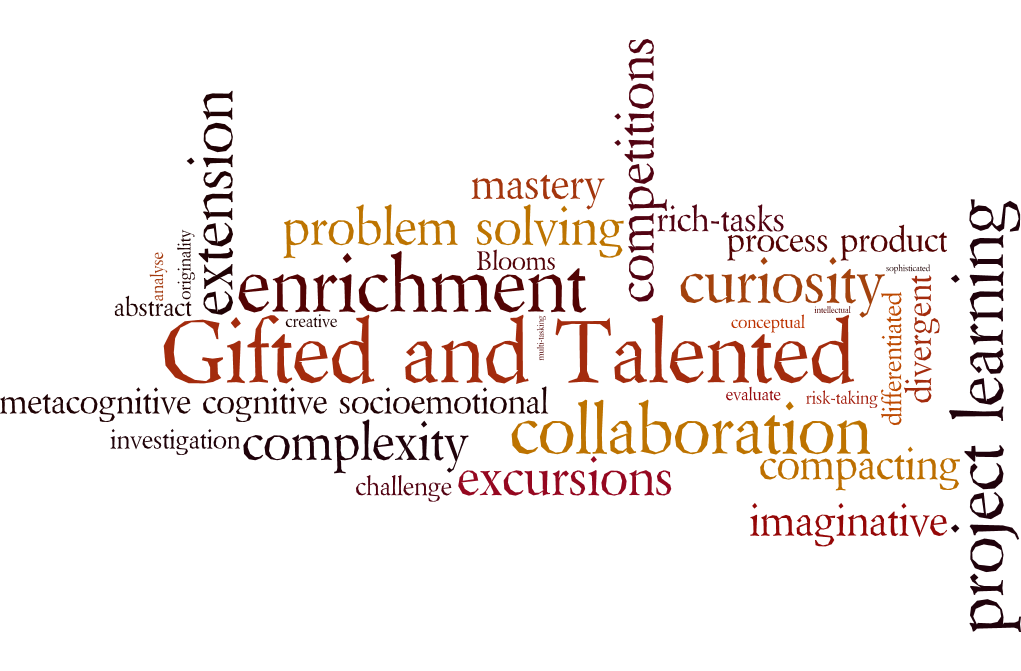 many benefits to gifted and talented programs