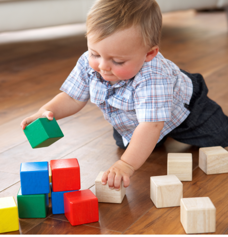 iS YOUR KID A BUDDING ARCHITECT?