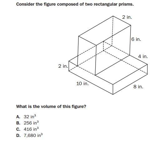 GMAS -7th Grade Geometry sample