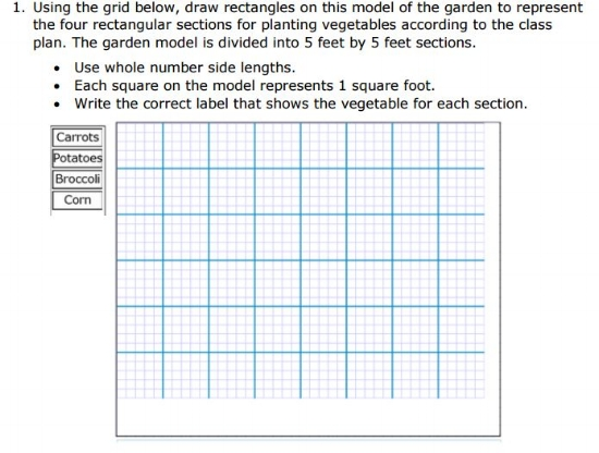SBAC Practice Test 5th Grade -  MPT  sample
