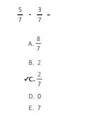 NWEA Practice Test 3rd Grade Test  -Computation sample