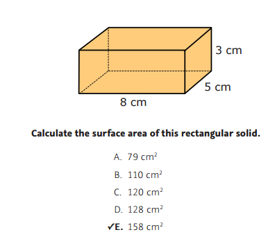 NWEA Practice Tests - Geometry sample