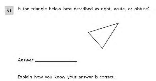 NYS Math Practice Test 4th Grade  -Short Responses 2 sample