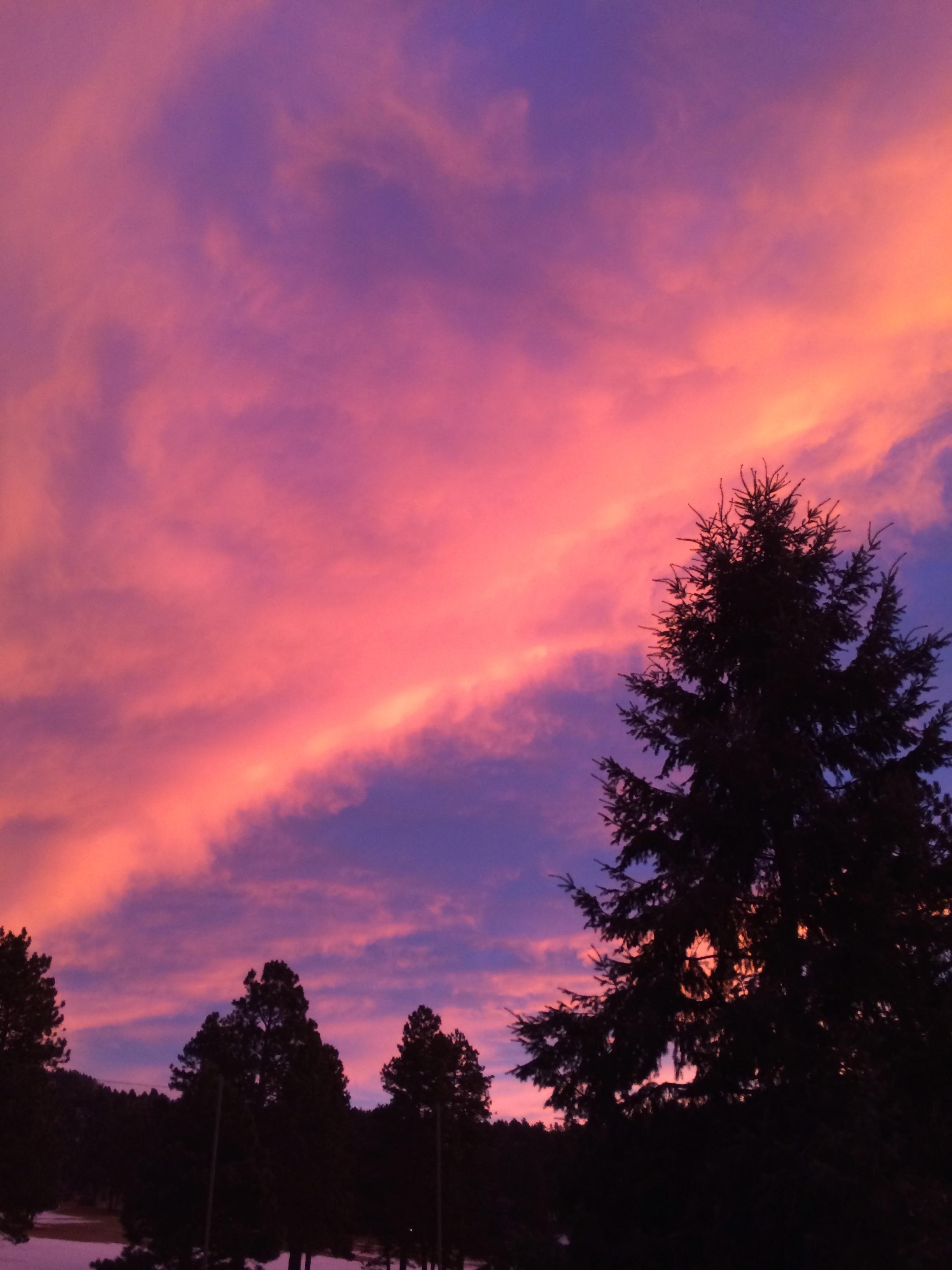 sunset illuminate